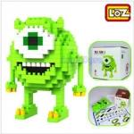 เลโก้ Loz ชุด Gift Series Dimond blocks (ไมค์ Mike)