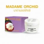 Madame Orchid Mangosteen Acne Cream 5 g. มาดาม ออร์คิด ครีมมังคุด หยุดทุกสิว