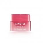 Laneige Lip Sleeping Mask 3 g. ลาเนจ มาส์คริมฝีปาก ขนาดทดลอง
