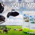 Wheymixx Whey Protein 468 g. เวย์มิกซ์ เวย์โปรตีน โปรตีนคุณภาพสูง รสอร่อย