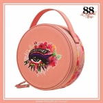 VER. 88 Peach Blossom Cosmetic Bag กระเป๋าใส่เครื่องสำอาง