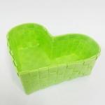 กล่องหัวใจ สีเขียว H-02