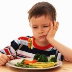 แก้ปัญหาเด็กไม่กินผักได้อย่างไร