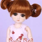 Carrot Red Wig