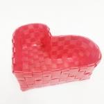 กล่องหัวใจ สีแดง H-03