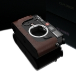 Gariz Leather Half-case for Leica M6, M7 : Brown