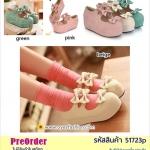 Preorder 51723p รองเท้าส้นเตารีด 35-39