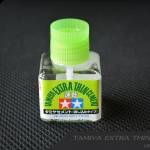 TA87182 Tamiya Extra Thin Cement (Quick-Setting)