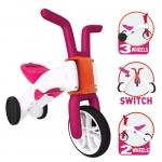 Balance bike and tricycle จักรยาน 3 ล้อทรงตัว(สีชมพู)