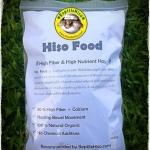 HisoFood หญ้าแห้งอาหารเสริมไฟเบอร์สูง สำหรับเต่าบก