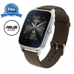 "Asus Zenwatch 2 Silver (สี‏Leather Camel) สำหรับผู้หญิง 1.45"" WI502Q"