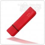 Midori Soft Pen Case - Red