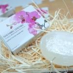 Madame Orchid Orchids Whitening Perfect Soap 65 g. มาดาม ออร์คิด สบู่ไข่ขาว