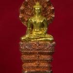 พระนาคปรก ศิลปะศรีวิชัย ๑๐๐ ปี สมเด็จพระสังฆราช วัดบวรฯ ปี 56 พร้อมกล่องสวยครับ (2) [g-p]