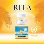 Rita Sun Smooth Perfect Cream 5 g. ริต้า ครีมกันแดด กันน้ำ ไม่มันเยิ้ม