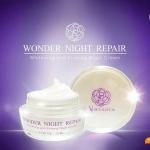 V2 Revolution Wonder Night Repair 15 ml. วีทู เรฟโวลูชั่น ครีมเลเซอร์ ครีมสเต็มเซลล์