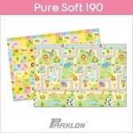 แผ่นรองคลาน PARKLON Pure Soft Mat ลาย Smile Town มีลายทั้ง 2 ด้าน ขนาด 130x190x1.2cm - ส่งฟรี!!