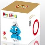 เลโก้ Loz ชุด Gift Series Dimond blocks (สเมิร์ฟ Smurfs)