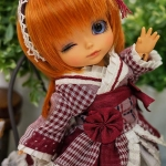 [PRE-ORDER] Checker Dolly
