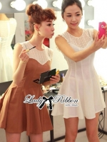 Lady Ribbon Lady Gina Easy Glamourous Body Con Dress
