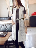 Seoul Secret Lace Nifty Long Outer Suite