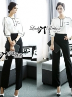 Lady Ribbon Lady Smart Minimal Graphic Set