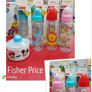 ขวดนม Fisher Price ขนาด 4 ออนซ์ 3 ขวด