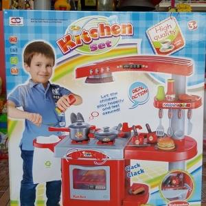 ชุด Kitchen Set กล่องฟ้า
