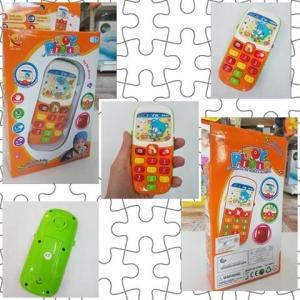 โทรศัพท์ Toy Phone จอ 3 มิติ