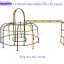 FT-PG-036 โดมกลมมีบาร์ไต่ 2 ชั้น (อนุบาล) thumbnail 1