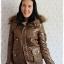 ((คุณohiaumจองครับ)) ca-2549 เสื้อโค้ทกันหนาวผ้าร่มสีน้ำตาลขี้ม้า รอบอก38 thumbnail 1