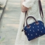 กระเป๋าถือสะพายข้างยี่ห้อ Super Lover ดอกไม้ญี่ปุ่น (Pre-Order) thumbnail 14