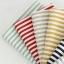 ผ้าแคนวาสเกาหลี ลายเส้น มี 6 Color ขนาด 150x90 cm /หลา ผ้าหน้ากว้างพิเศษ (Pre-order) thumbnail 1