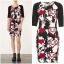 Topshop bodycon Dress Size uk12 thumbnail 1