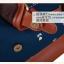"""กระเป๋าเป้สะพาย ยี่ห้อ Superlover สไตส์ญี่ปุ่น มีช่องใส่ Notebook14"""" สีน้ำเงินดอกไม้ (Pre-Order) thumbnail 26"""