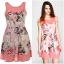 Lipsy Floral Dress size uk10 thumbnail 1