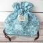 กระเป๋าเก็บอุณหภูมิใบเล็ก Sumikko Gurashi สีฟ้า thumbnail 2