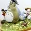 กล่องดนตรีเซรามิค My Neighbor Totoro (โตโตโร่เดินเล่น) thumbnail 2