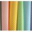ผ้าสักหลาดเกาหลีลายจุด size dot 1mm ขนาด 45x30 cm /ชิ้น (Pre-order) thumbnail 5