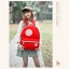 กระเป๋าเป้สะพาย ยี่ห้อ Superlover หญิงญี่ปุ่น มีช่องใส่ note book ได้ค่ะมี 2 สี แดง ครีม (Pre-Order) thumbnail 3