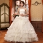 (Pre-Order) ชุดแต่งงานคนอ้วน <เกาะอก> รหัสสินค้า PSWDL0046 thumbnail 1