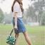 กระเป๋าสะพายข้างยี่ห้อ Super Lover ของแท้ญี่ปุ่นและเกาหลีใต้ผ้าใบมินิมินิน่ารัก มี 5 ลาย (Pre-order) thumbnail 6