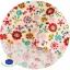 ผ้าคอตต้อนเกาหลี ลาย JUNI FLOWER IVORY ผ้าฝ้าย 100% ตัดขายขนาดผ้าเริ่ม 1/4 (45x56.5 cm) thumbnail 10