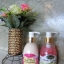 Gluta Body Lotion + Apple Collagen Serum by งามพริ้ง 150+150 ml. โลชั่นกลูต้าวิตามินซีเข้มข้น + แอปเปิ้ลคอลลาเจนเซรั่ม (แพคคู่) thumbnail 1