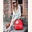 กระเป๋าเป้สะพาย ยี่ห้อ Superlover หญิงญี่ปุ่น มีช่องใส่ note book ได้ค่ะมี 2 สี แดง ครีม (Pre-Order) thumbnail 7