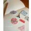 ผ้าสักหลาดเกาหลี stamp ขนาด 45x30 cm/ชิ้น (Pre-order) thumbnail 6