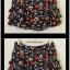 Topshop Floral Skirt Size Uk8 thumbnail 2