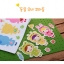 ผ้าสักหลาดเกาหลี Raincoat size 1mm ขนาด 45x30 cm/ชิ้น (Pre-order) thumbnail 1