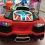 รถแบตเตอรี่เด็กนั่งแลมโบกีนี สีเหลือง ส้ม แดง thumbnail 7