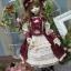 [DH x Melon Kingdom] Mini Red Suit thumbnail 5